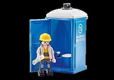 9844 Toilette mobile
