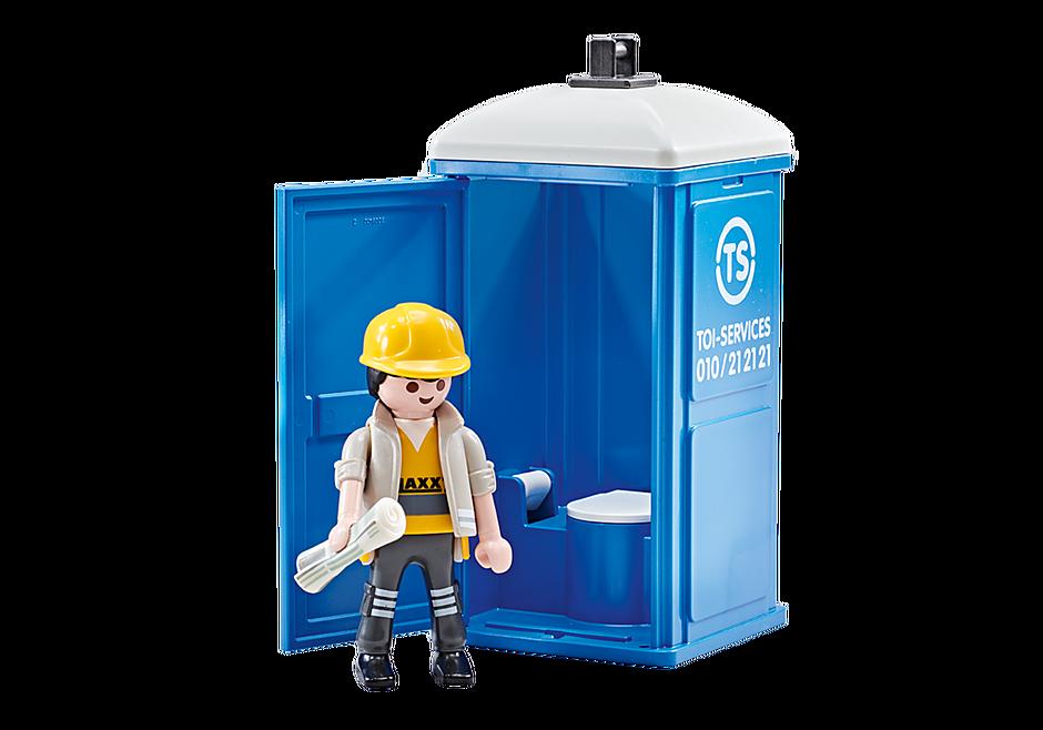 9844 WC de obras portátil  detail image 1