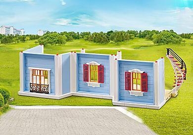 9849 Etage supplémentaire pour Grande maison traditionnelle