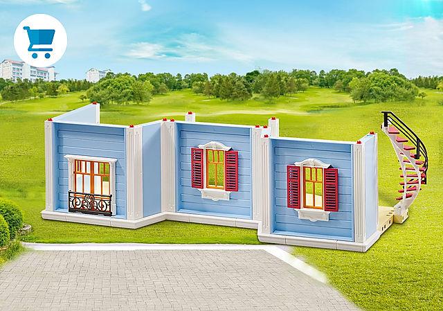 9849_product_detail/Etage supplémentaire pour Grande maison traditionnelle