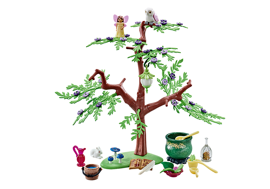 9852 Árvore Mágica da Fada detail image 1