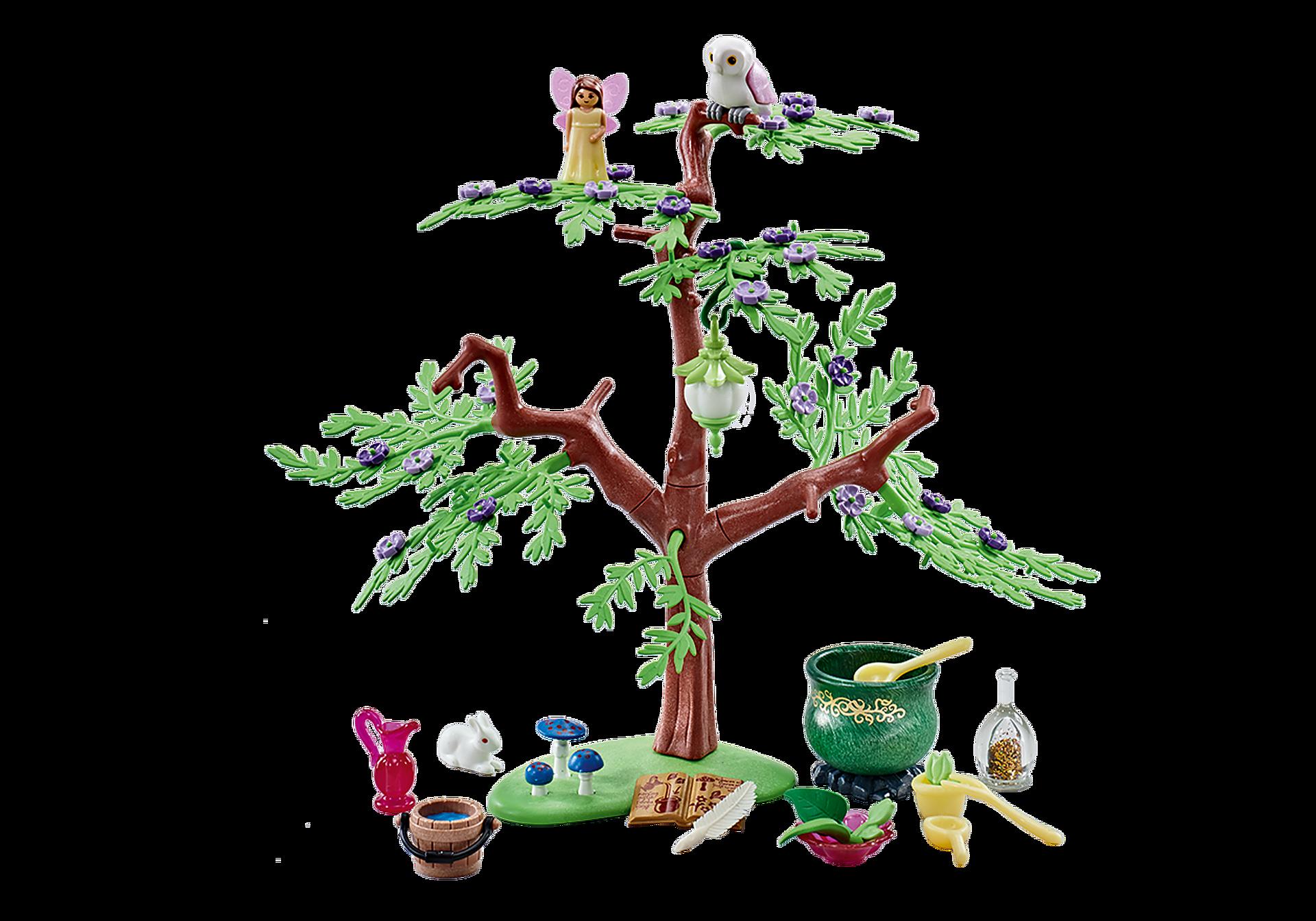 9852 Magical  Fairy Tree zoom image1