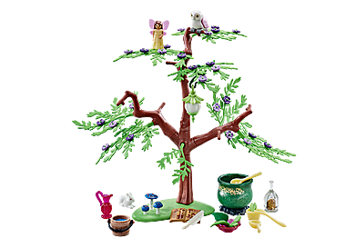 9852 Magical  Fairy Tree