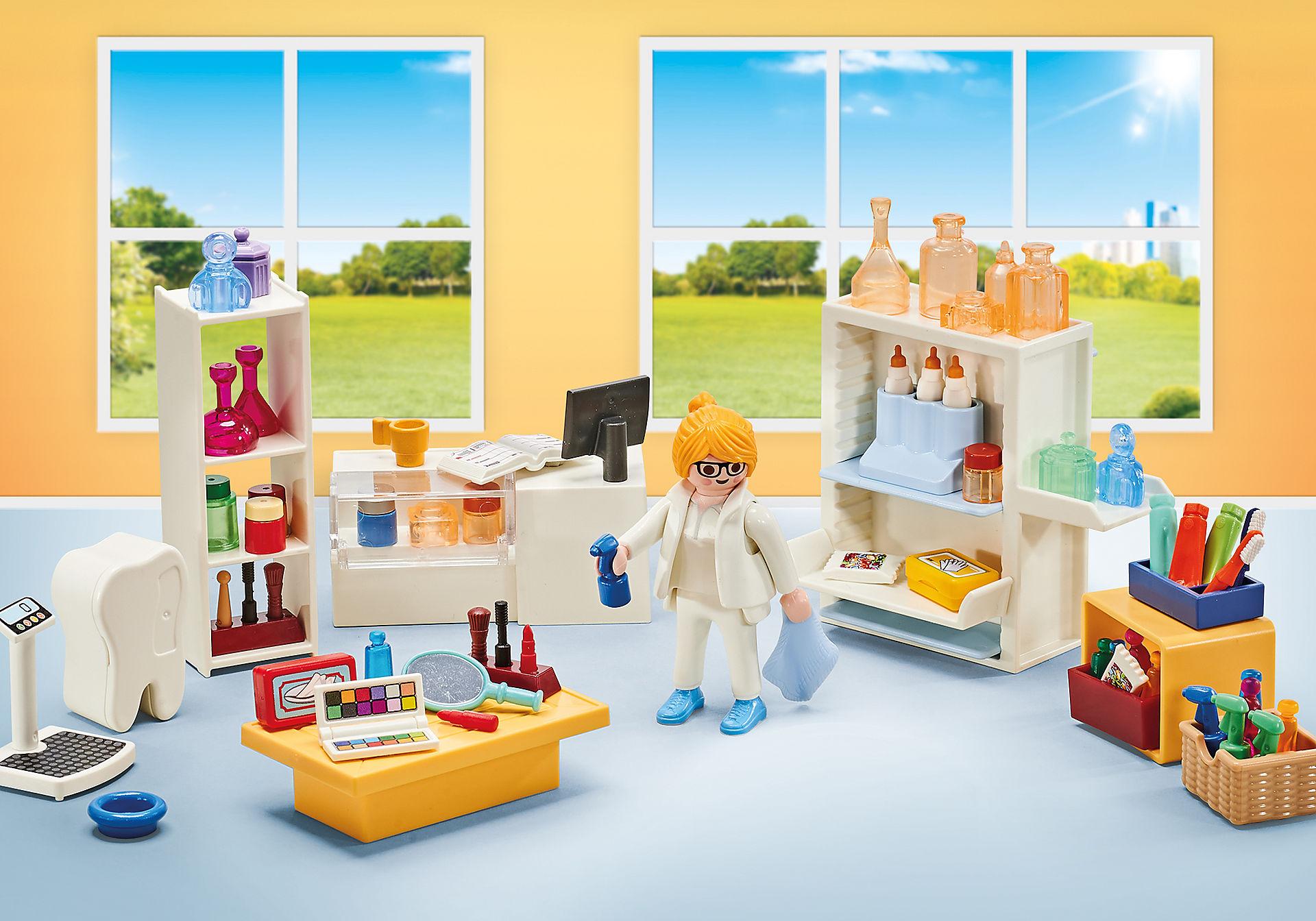 9858 Aménagement pour pharmacie  zoom image1