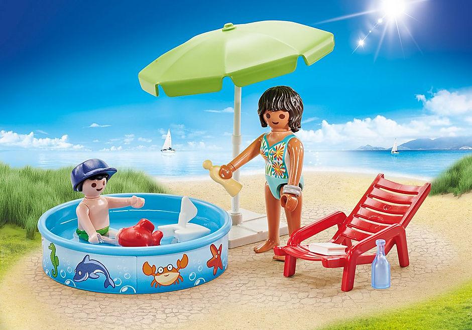 9862 Vacanciers de l'été  detail image 1