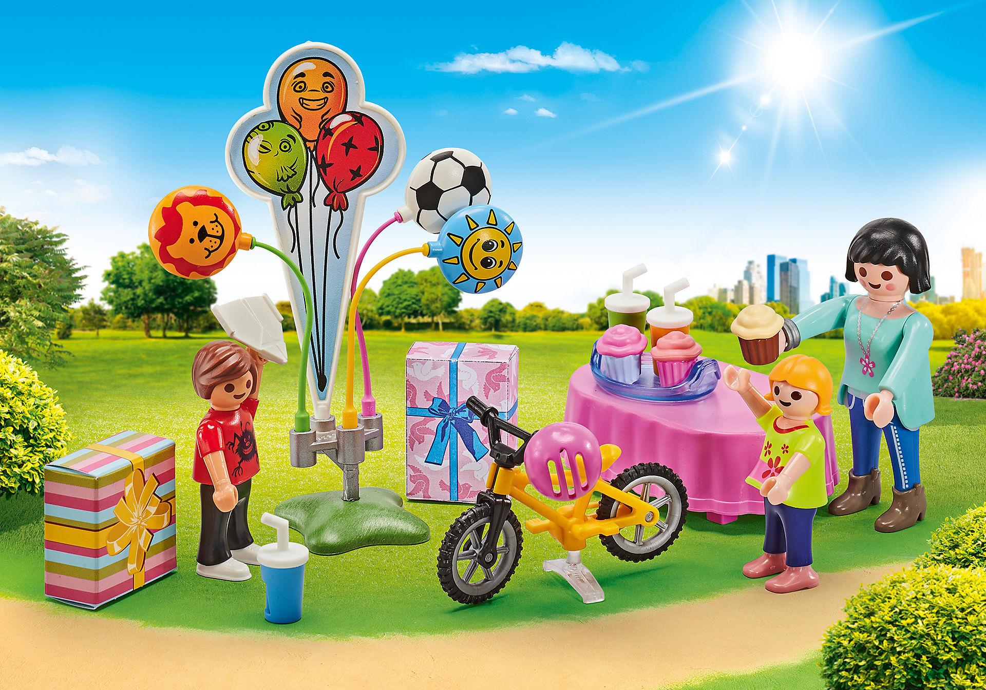 9865 Aménagement pour fête anniversaire zoom image1