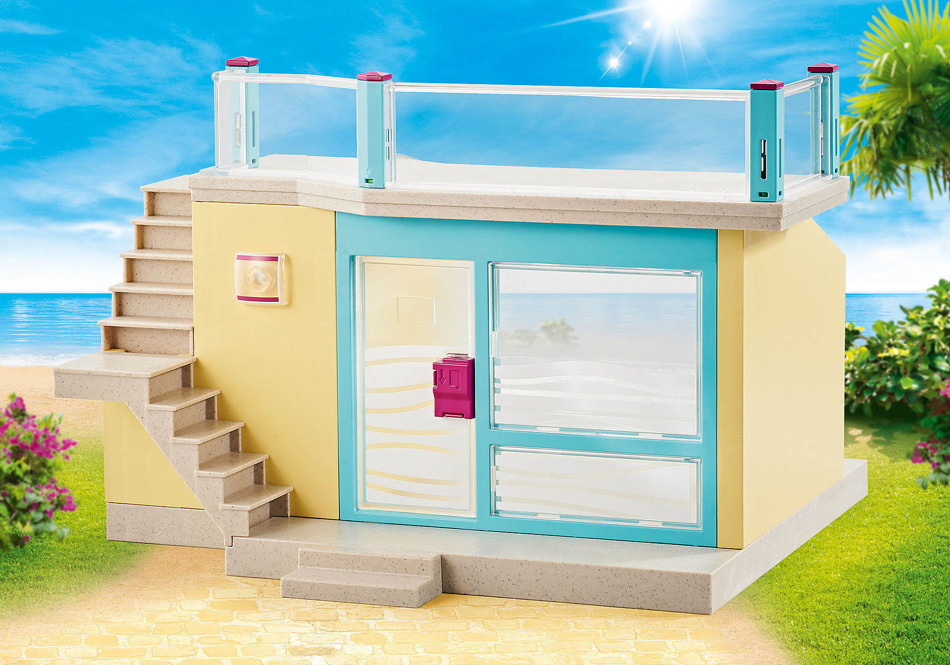 9866 Bungalow supplémentaire pour Beach Hôtel zoom image1