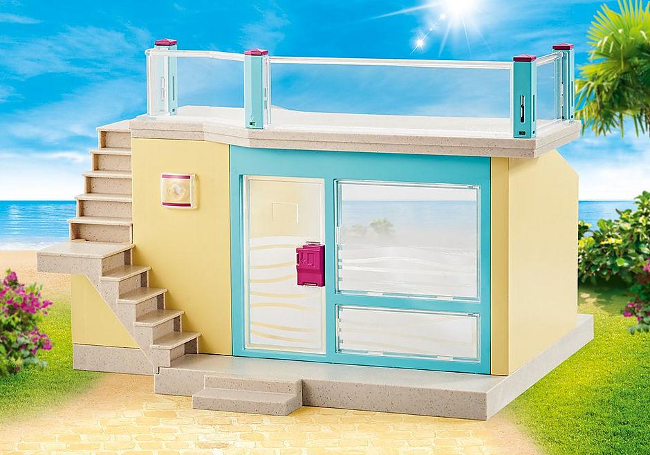 9866 Lege bungalow detail image 1