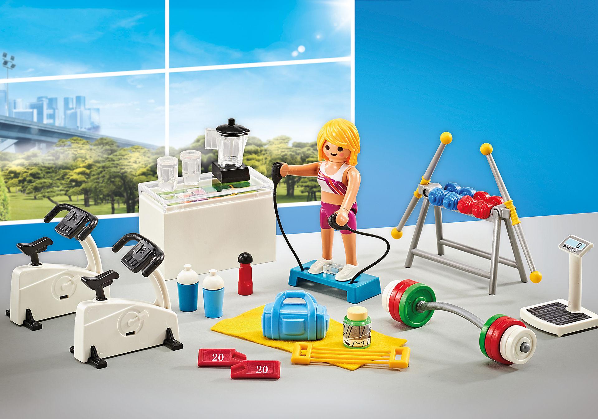 9867 Salle de fitness  zoom image1