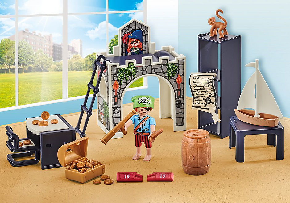 9868 pirate's room detail image 1