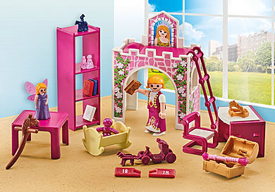 9869 Princess Bedroom