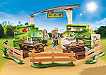 9871 Zoo-restaurant med butik
