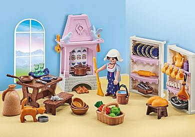 9875 Κουζίνα κάστρου