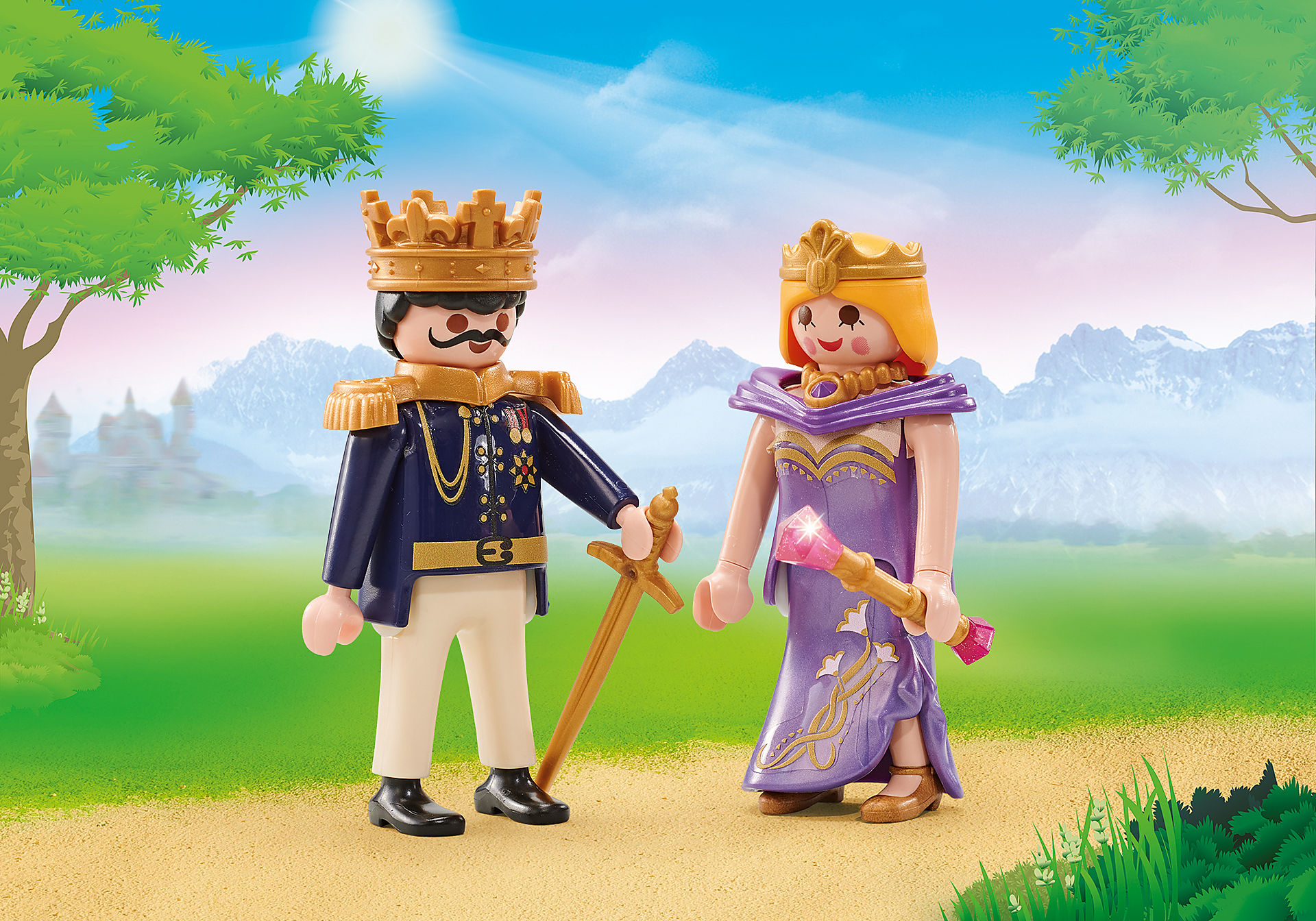 9876 King and Queen zoom image1