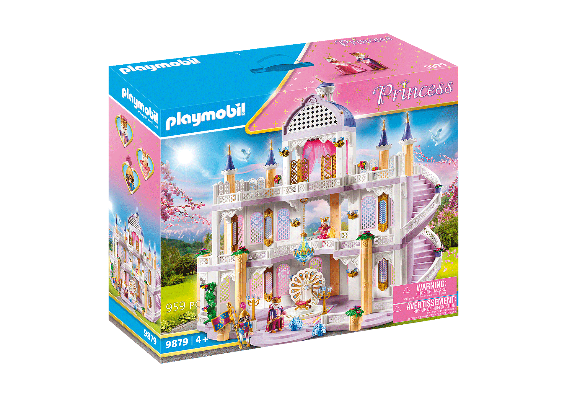 9879 Fairy Tale Castle zoom image2