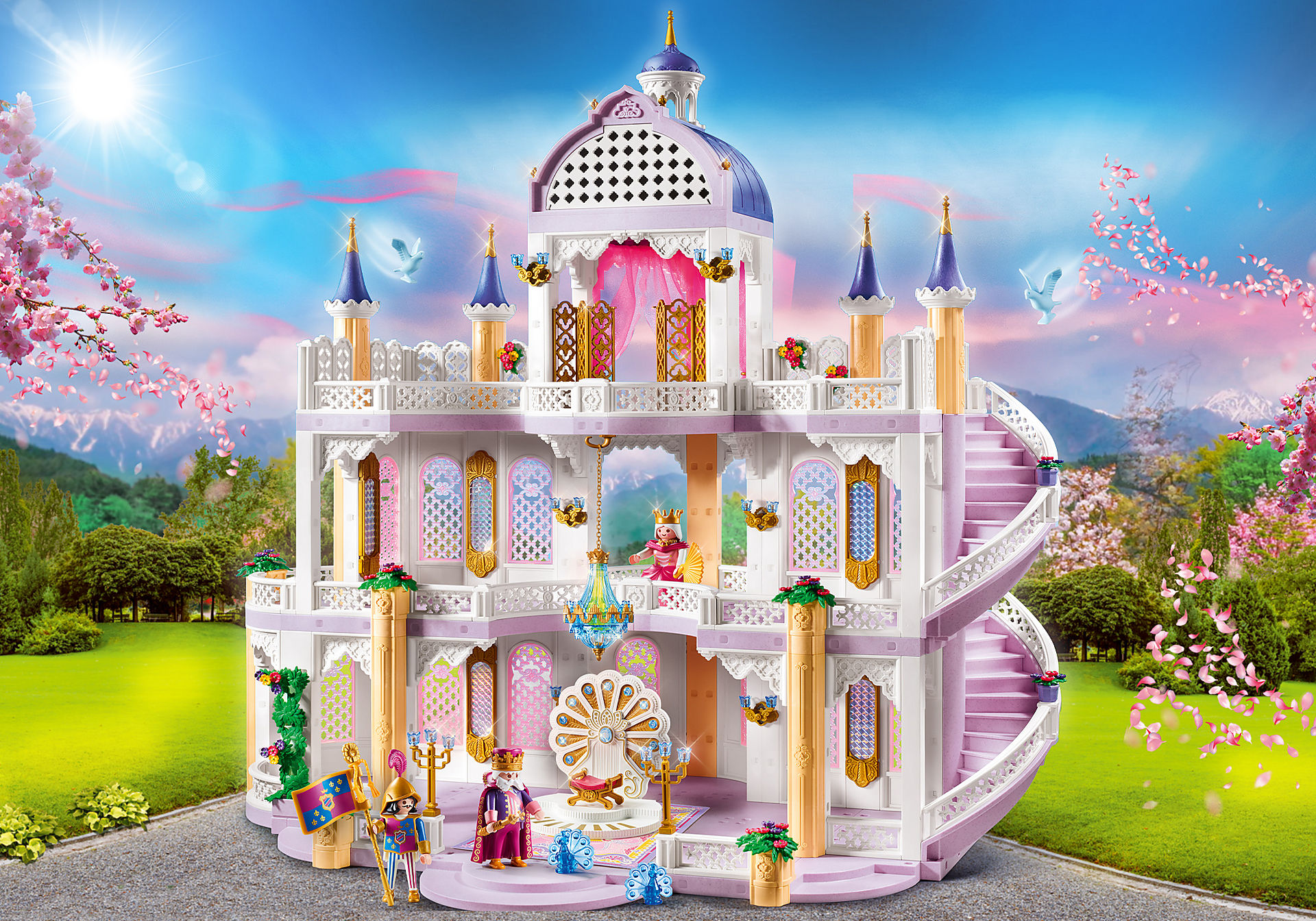 9879 Fairy Tale Castle zoom image1