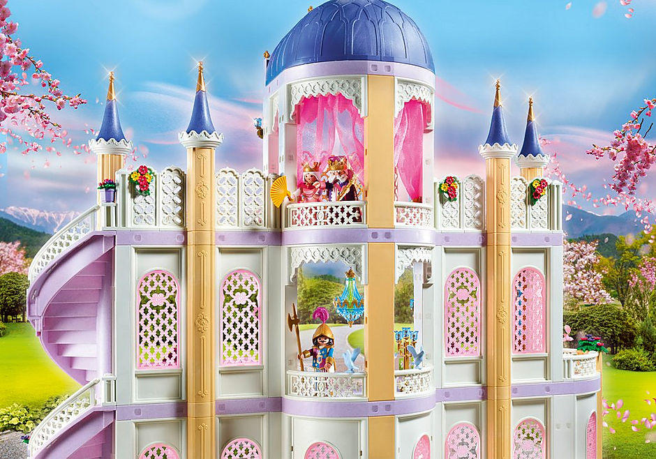 9879 Fairy Tale Castle detail image 5
