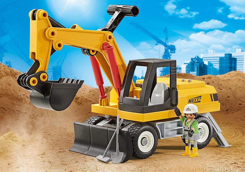 9888 Escavatore detail image 1