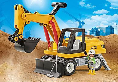 9888 Excavateur