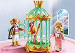 9890 Enfants royaux avec perroquet