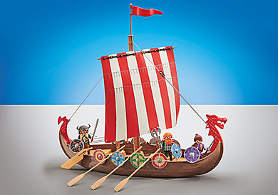 9891 Viking Ship