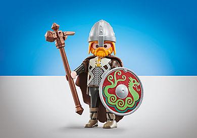 9892 Hoofd van de vikingen