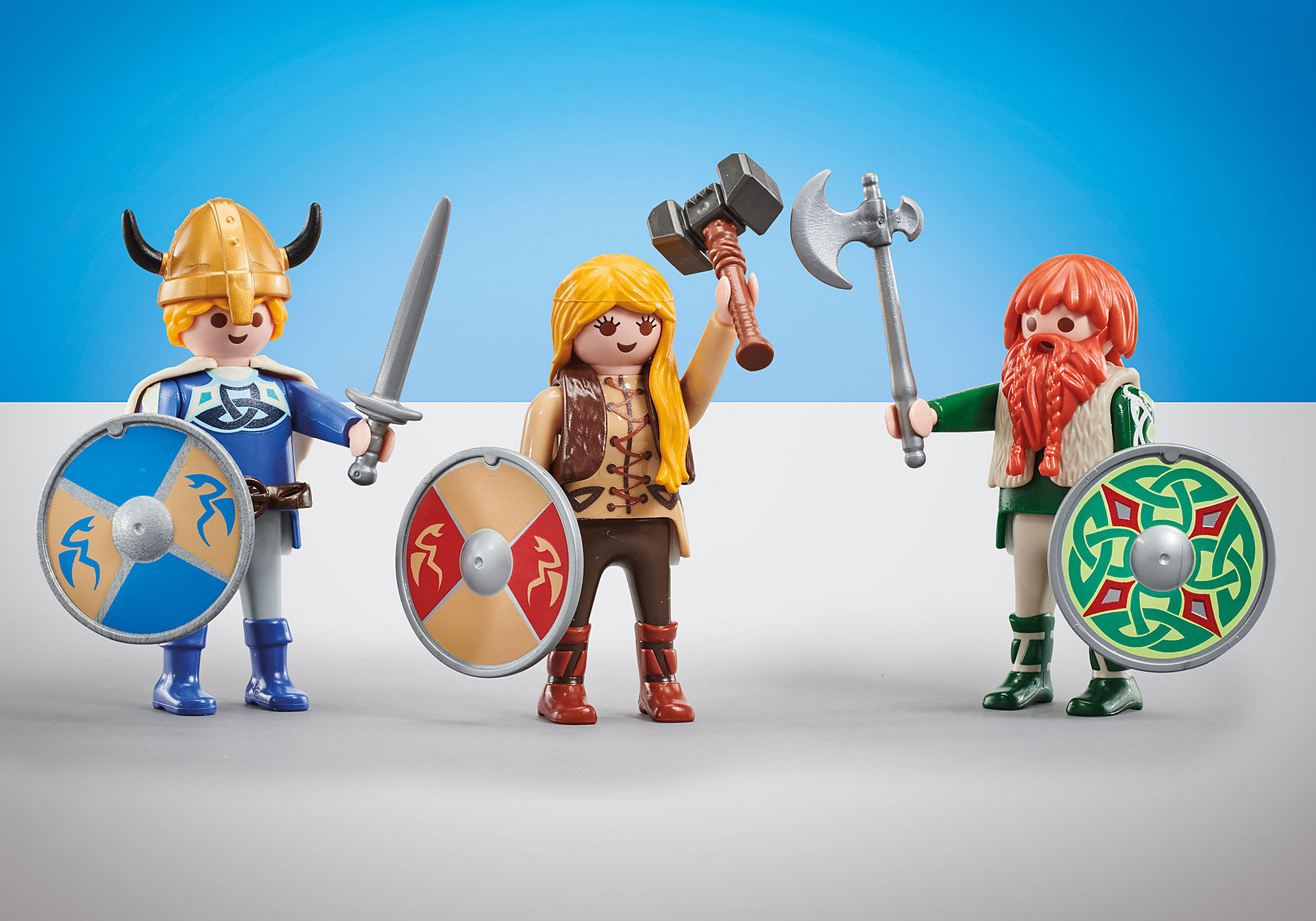 9893 Tres Vikingos zoom image1