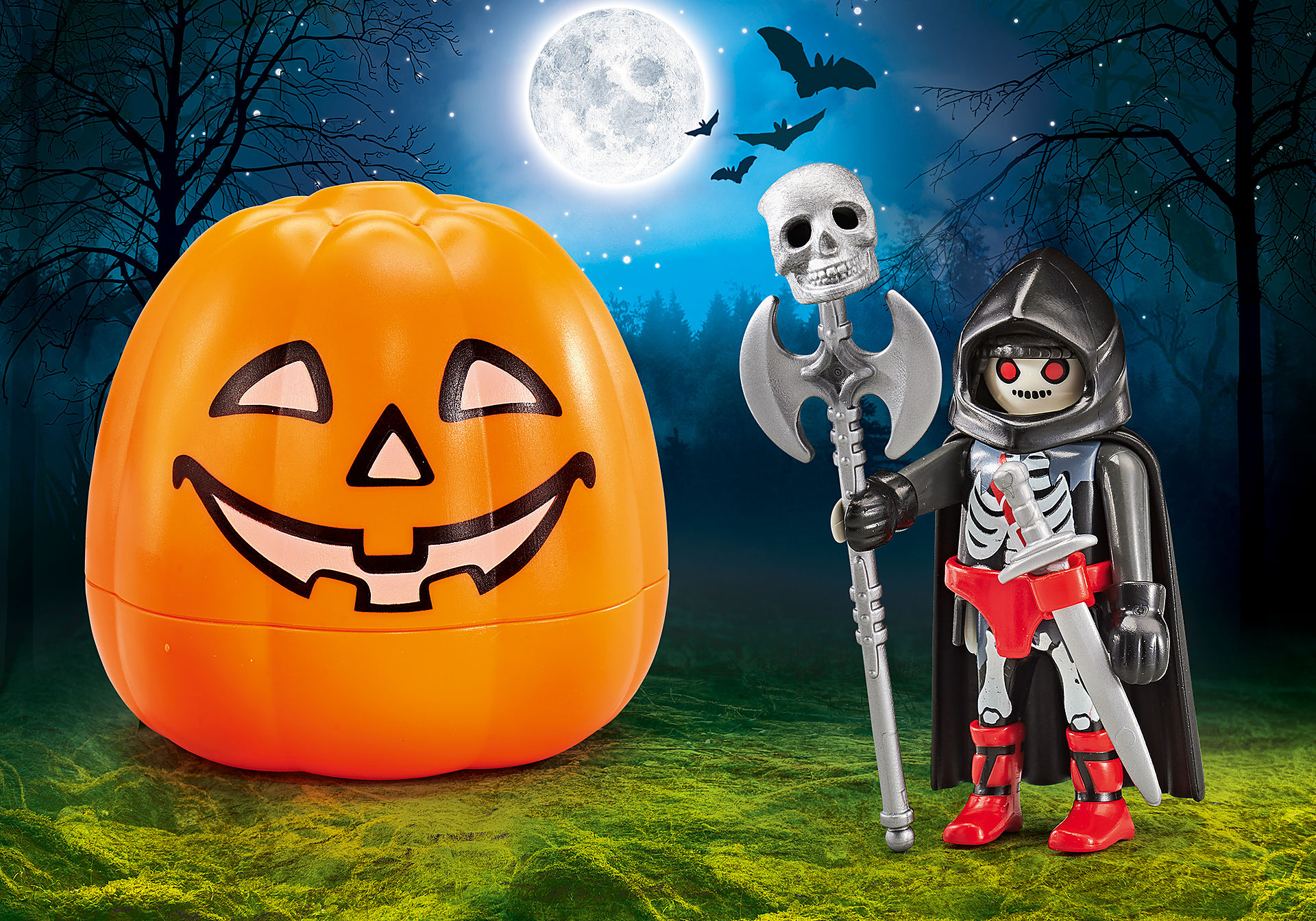 9896 Halloween set Ghost zoom image1