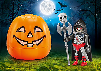 9896 Halloween set Ghost