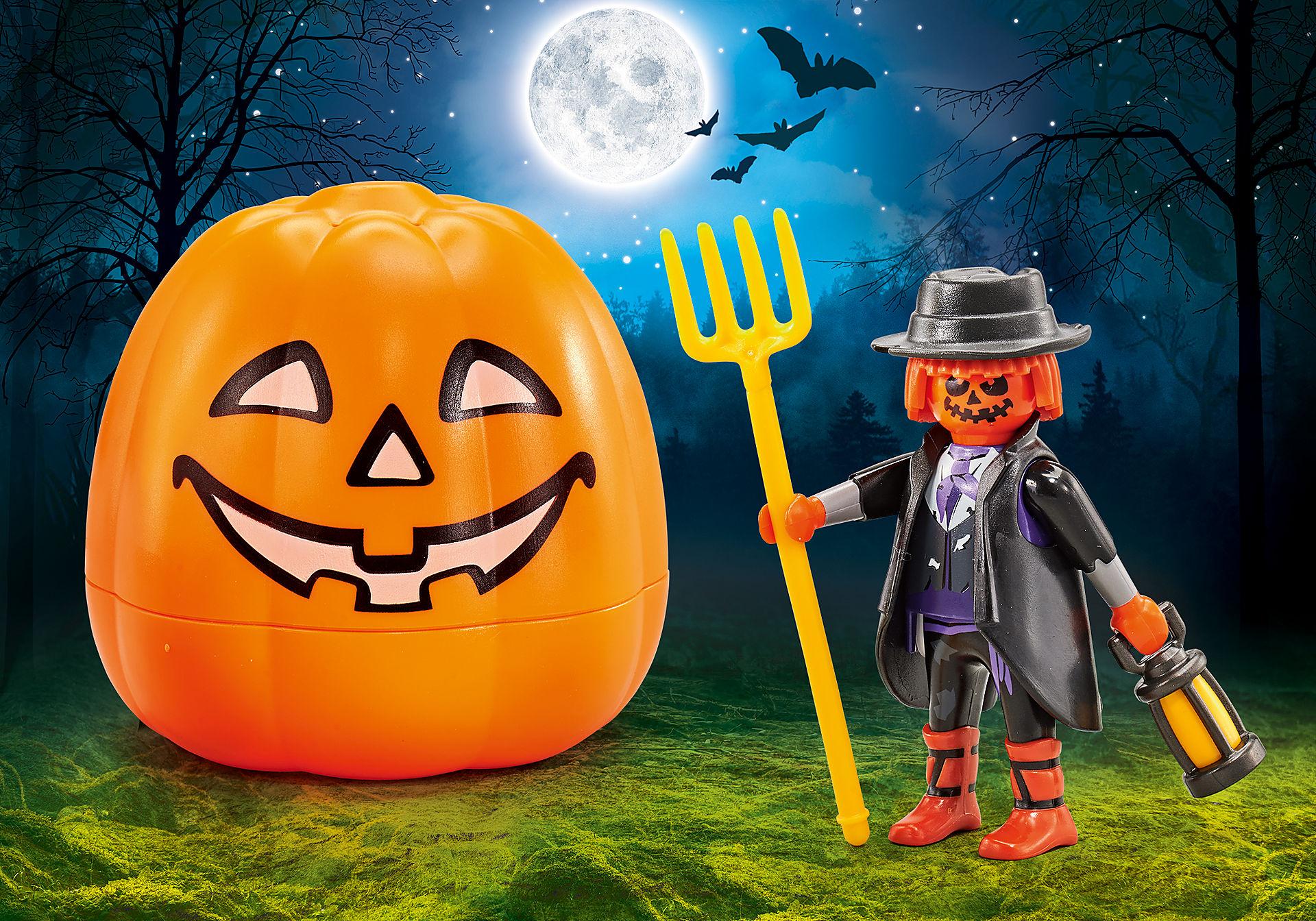 9897 Epouvantail Halloween zoom image1