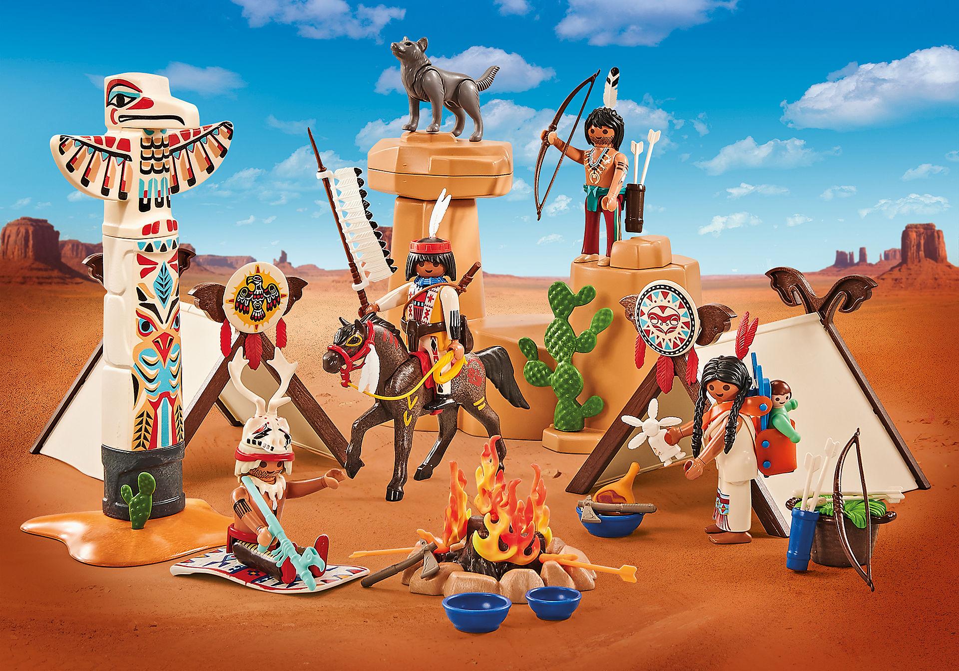 9899 Camps des Amérindiens  zoom image1