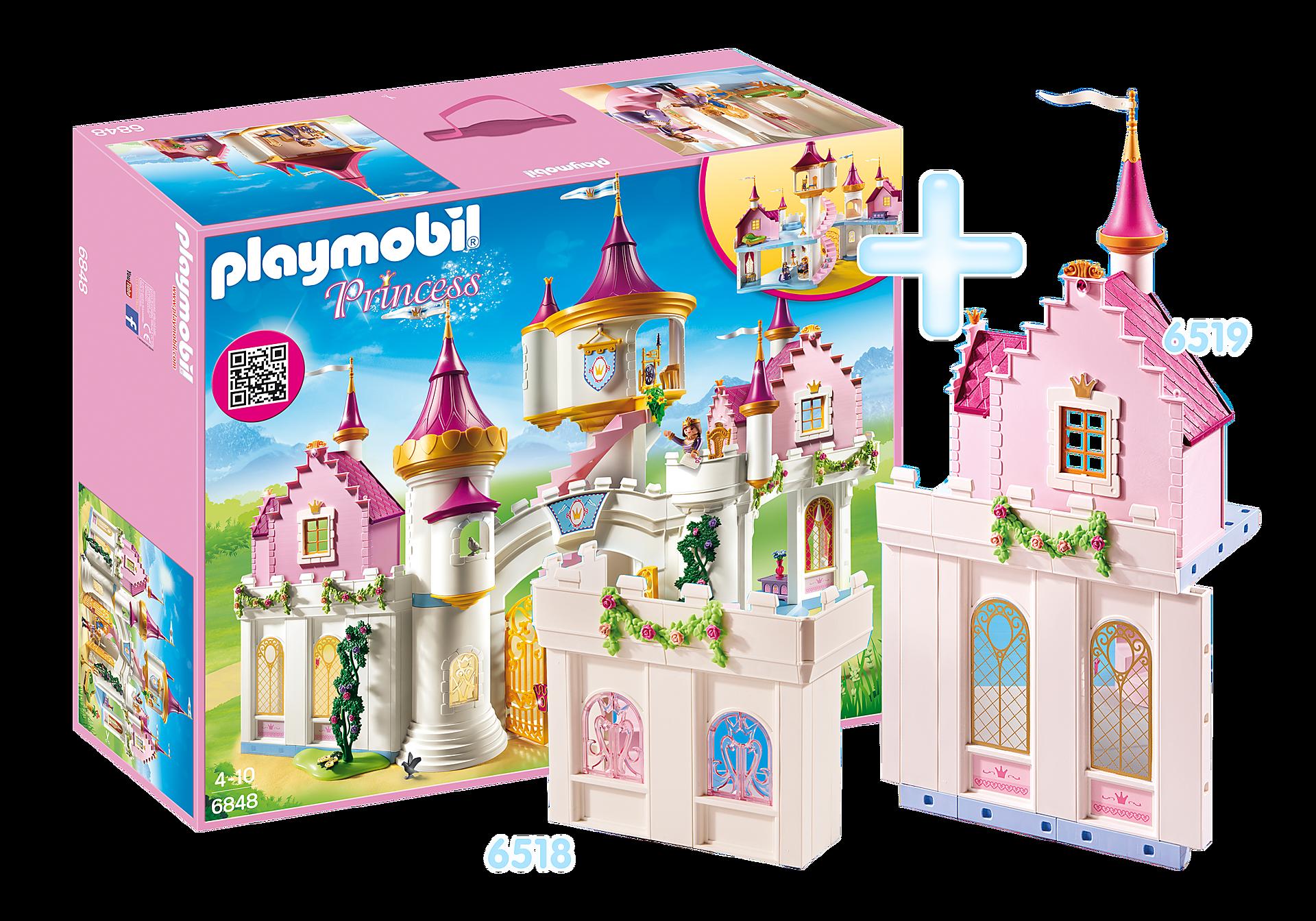 DE1806D Maxiplaymo Princesses zoom image1