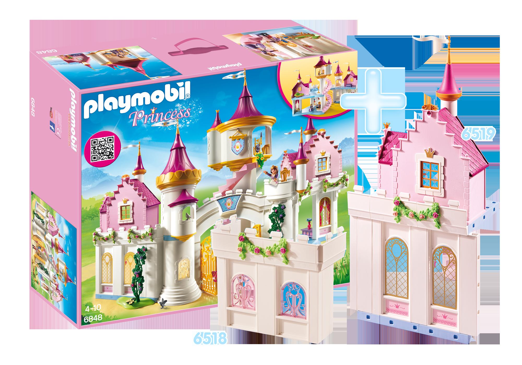 "DE1806D_product_detail/Pakiet ""Zamek księżniczki"""