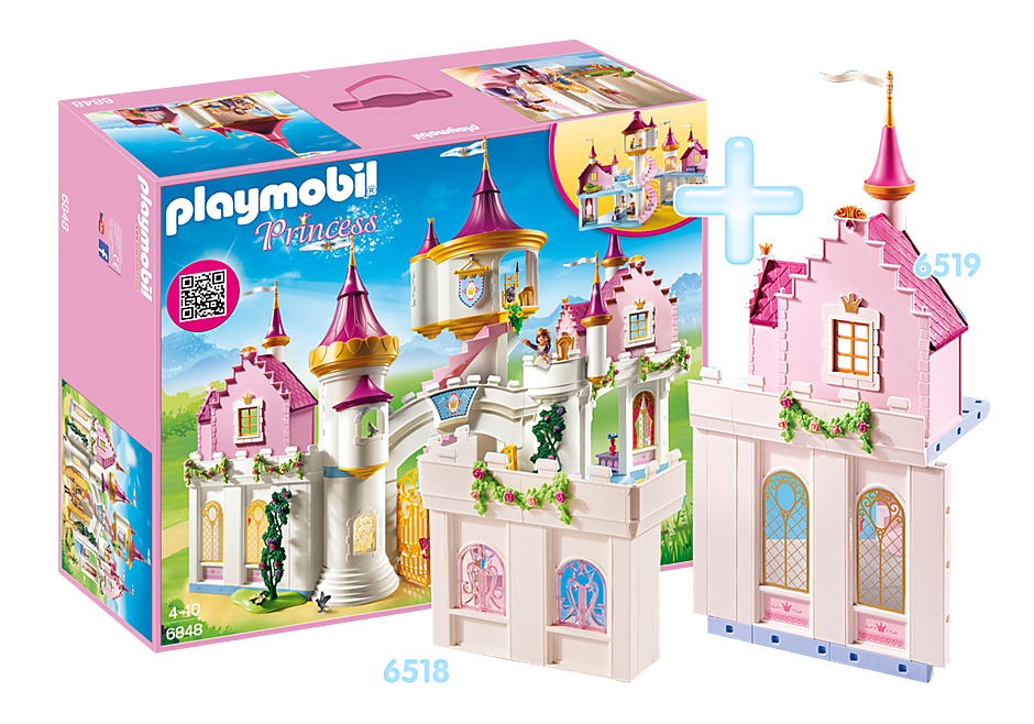 http://media.playmobil.com/i/playmobil/DE1806D_product_detail/Prinzessinnenschloss Mega-Bundle