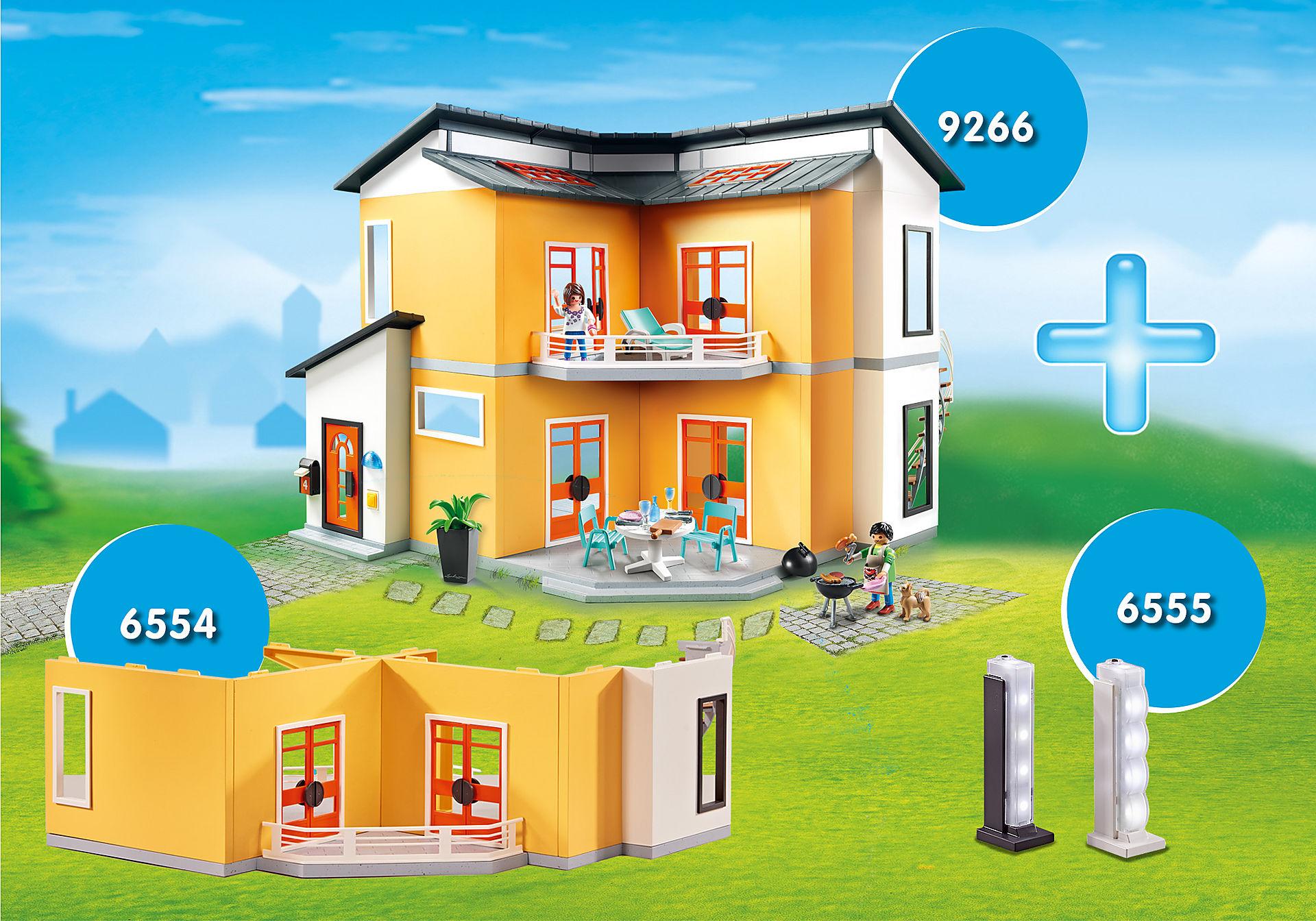http://media.playmobil.com/i/playmobil/DE1812B_product_detail/Rabatpakke Moderne ejendom