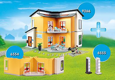 DE1812B Super Promo Bundle Villa moderna