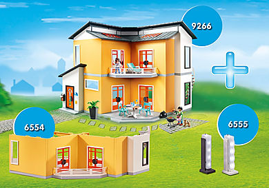 DE1812B_product_detail/Voordeelbundel Modern woonhuis