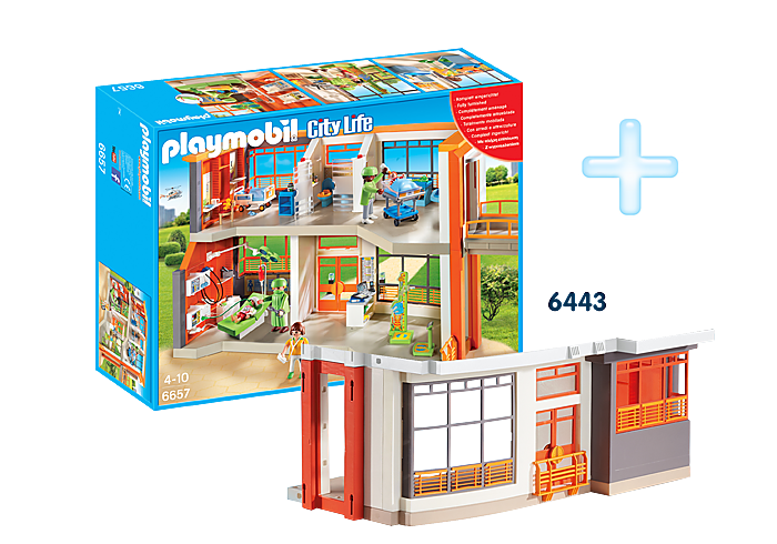 http://media.playmobil.com/i/playmobil/DE1812E_product_detail/Pack Promocional do Hospital