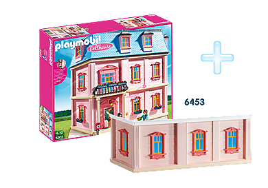 DE1812F Bundle Casa delle bambole