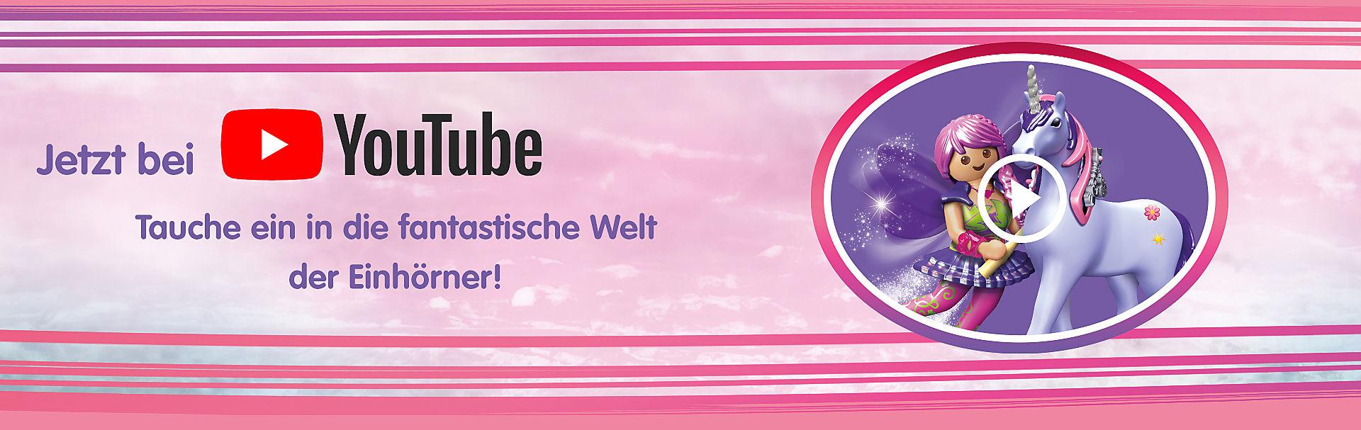 Einhornwochen YouTube