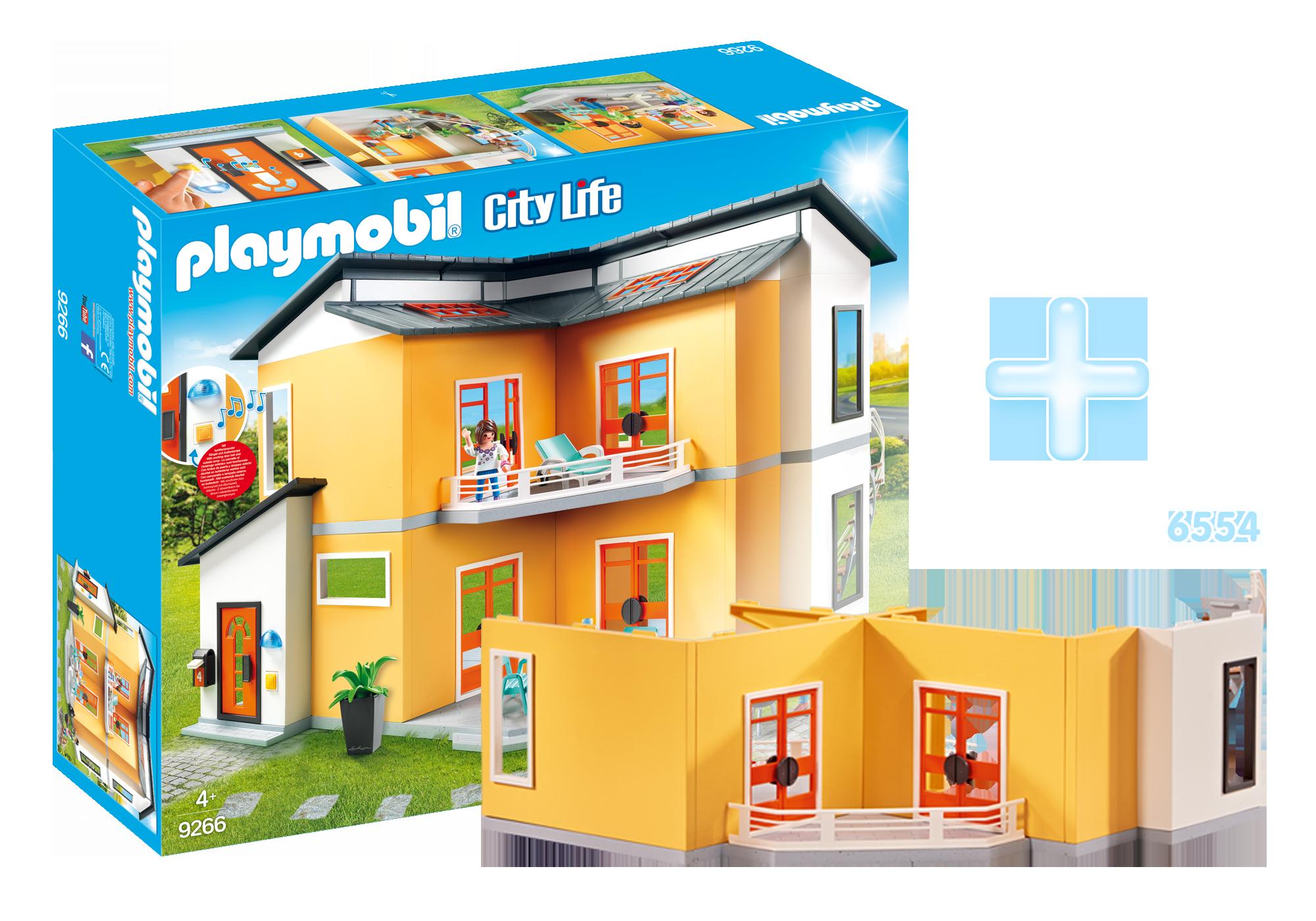 PL1811A_product_detail/Modernes Wohnhaus Bundle