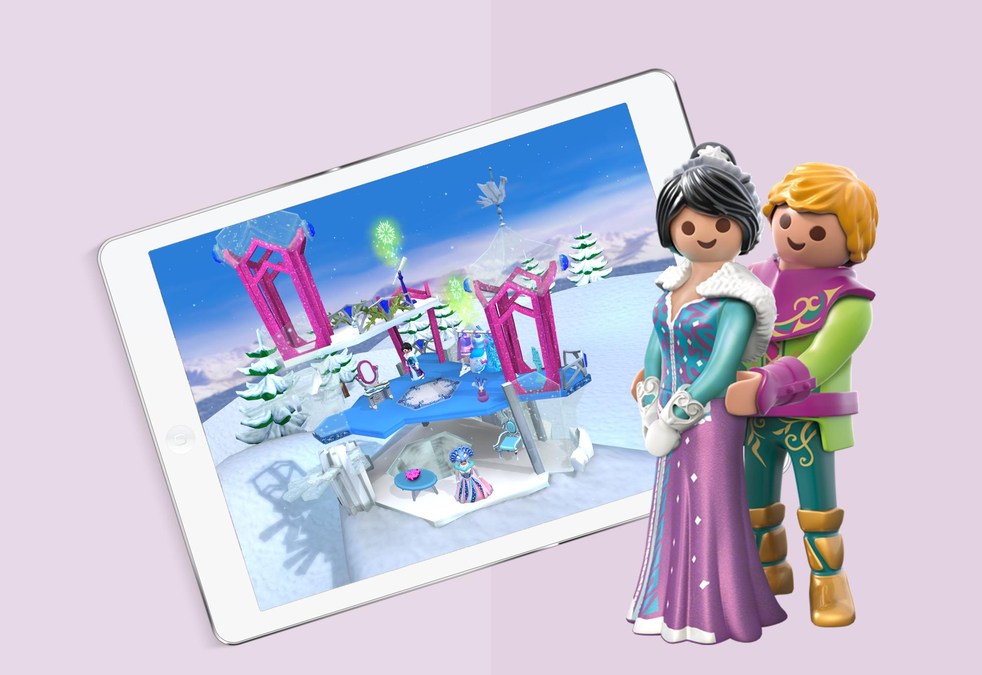 App PLAYMOBIL Crystal Palace Discover now