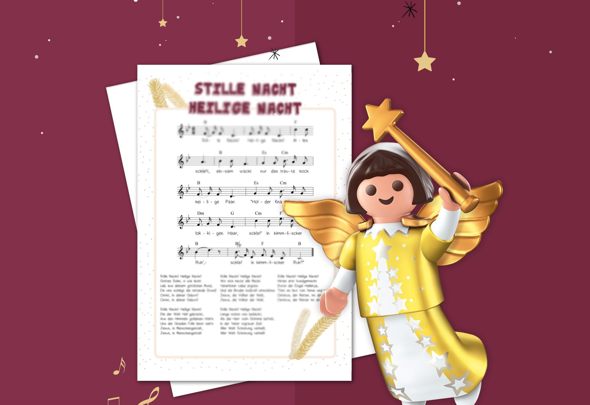 Weihnachten 2018 - Weihnachtslieder PLAYMOBIL® Deutschland