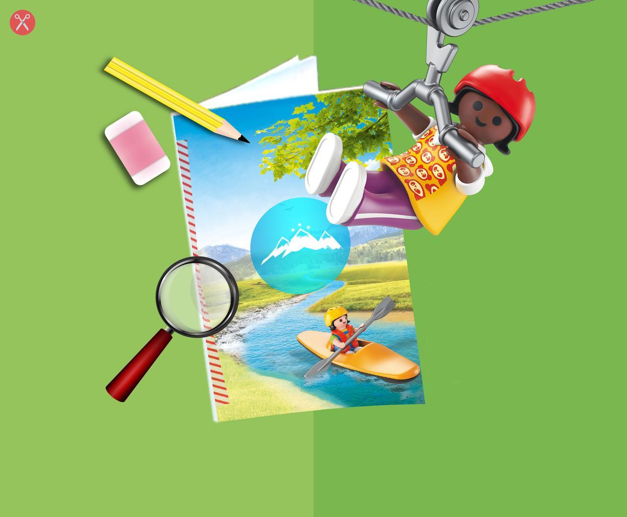 Playmobil Ausmalbilder Online : Playmobil Usa