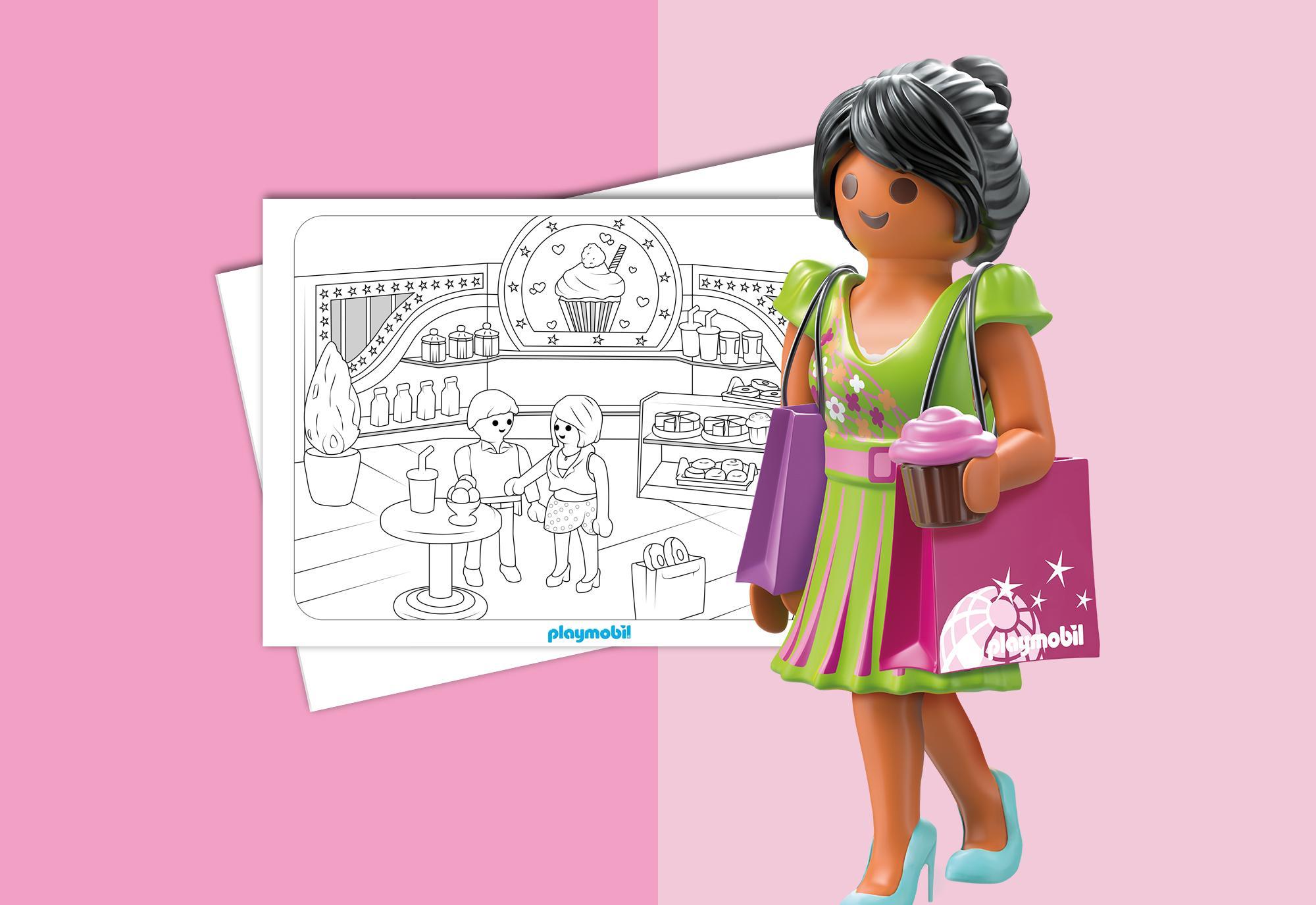 Playmobil Ausmalbilder Shopping Center : Ausgezeichnet M Dchen Scout Gesetz Malvorlagen Ideen Framing