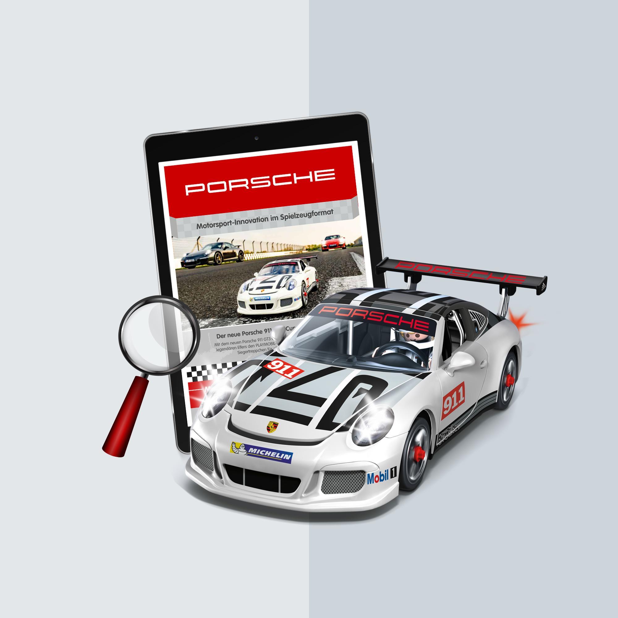 infografiek playmobil porsche 911 gt3 cup playmobil. Black Bedroom Furniture Sets. Home Design Ideas