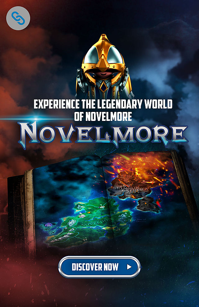 Link to Novelmore theme page - Discover the legendary world of Novelmore