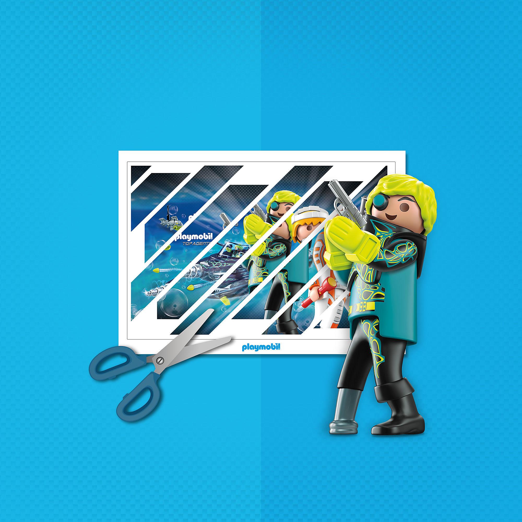 printable games  playmobil topagents4
