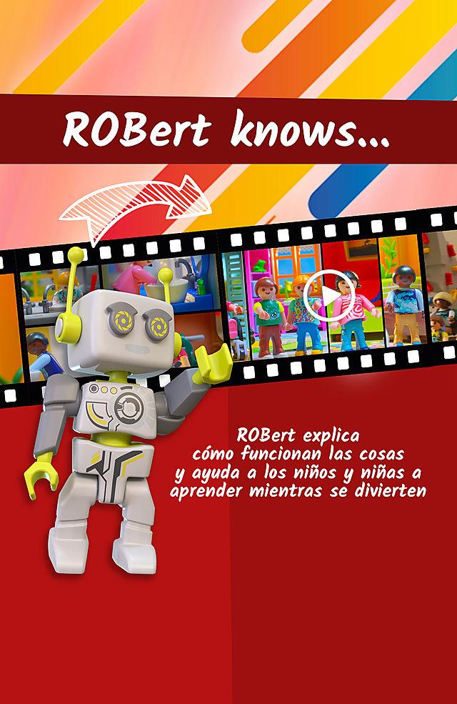 Robert erklaert