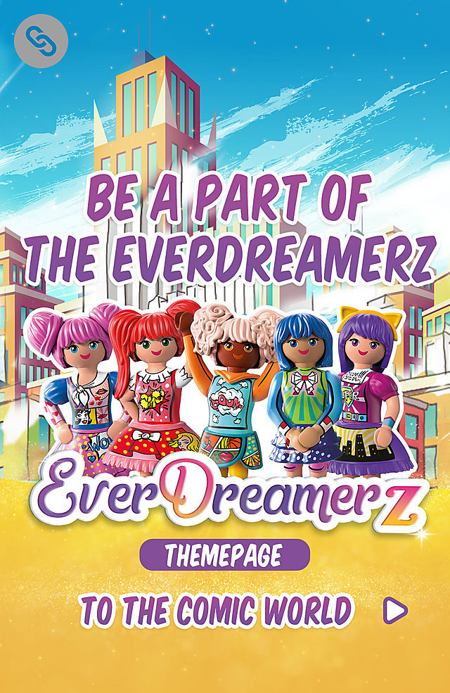Link to EverDreamerz Comic World theme page